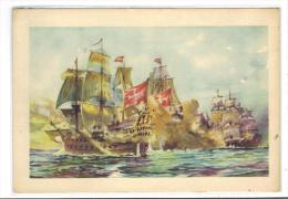 299/600 - LEGA NAVALE ITALIANA , Cartolina Non Viaggiata . Siro - Barche
