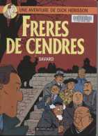 DICK HERISSON DE SAVARD EO T 6 11-1994 FRERES DE SANG BE- - Editions Originales (langue Française)
