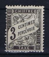 France Taxe Yv Nr 12 MNH/** - Segnatasse