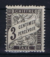 France Taxe Yv Nr 12 MNH/**
