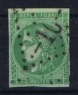 France: Yvert Nr 42,  Obl. GC 10 Acy-en-Multien
