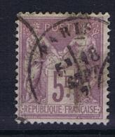 France: Yvert Nr 95 ,  Obl.