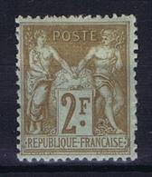 France: Yvert Nr 105 ,  MH/*