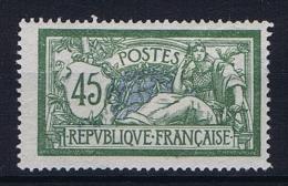 France: Yvert Nr 143 MH/*