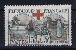 France: Yvert Nr 156 MH/* Signée G.R. - Neufs