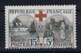 France: Yvert Nr 156 MH/* Signée G.R. - Frankrijk