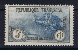 France: Yvert Nr 232 MH/* - Unused Stamps