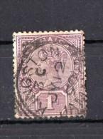 JAMAICA 1889 1D USED - America Centrale