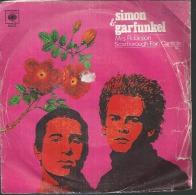"45 Tours SP -   SIMON & GARFUNKEL  - CBS 3522  "" Mrs. ROBINSON "" + 1  ( ESPAGNE ) - Vinyles"
