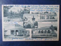 1940.  JANKOVIC TELEP   /  HUNGARY - Ungarn