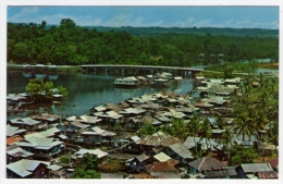 Postcard - Brunei     (13228) - Brunei
