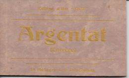 ARGENTAT - Carnet De 13 Cartes Postales - Argentat