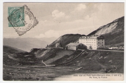 Postcard - Col Du Petit Saint-Bernard     (13246) - Other