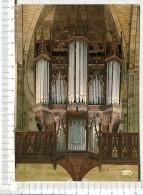 LEVROUX  -  Intérieur De L Eglise - L Orgue  -  Buffet Gothique, Fin XVe S. - France