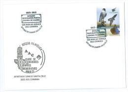 Portugal - Gandra De Cambra Post Office 100 Years - Vale De Cambra 2013 - Post