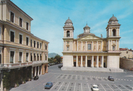 Cartolina IMPERIA Porto Maurizio - Cattedrale Di San Maurizio - Imperia