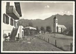 LAAX Flims Evangelisches Ferienheim SOLDANELLA 1965 - GR Graubünden