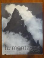 La Montagne Et Alpinisme N° 1 / 1973 - Sport