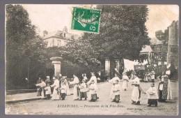 AVRANCHES . Procession De La Fête - Dieu . - Avranches