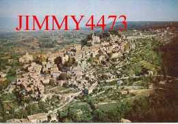 CPM N° 48020 - 1- 0209 - BONNIEUX 84 Vaucluse - Vue Générale Aérienne - Edit. CIM  COMBIER  Macon - Bonnieux