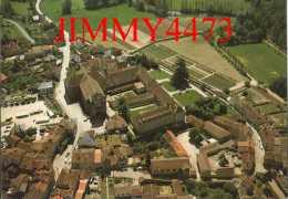 CPM N°87263/1 - L' Abbaye De SOLIGNAC 87 Haute Vienne - Fondée Par Saint Eloi - Eglise Abbatiale - Edit. AEROVUE Mérigna - France