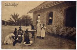 Congo Belge : Mission Des Soeurs De Notre Dame Soins Aux Malades - Belgian Congo - Other