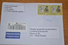 Lithuania Cover Struve Geography - Geografía