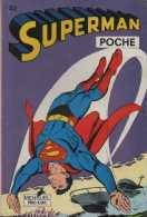 SUPERMAN POCHE N° 22 SAGEDITION 1979 BE - Superman