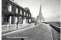 MARCHIN (4570) L église De Grand Marchin - Marchin