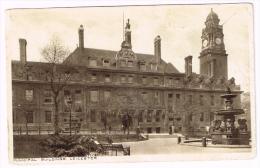 I1525 Leicester - Municipal Buildings / Viaggiata 1920 - Leicester