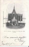 Indochine Cochinchine Série Du Cambodge  Crémation De La Reine-mère 1899 Le Men Saïgon - Cambodge