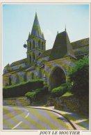 Jouy Le Moutier L'église - Jouy Le Moutier