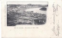Indochine Cochinchine Série Du Cambodge  Pnom-Penh De 1882 à 1890 Saïgon - Cambodge