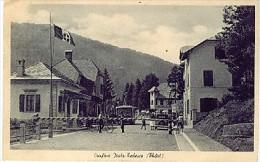 TARVISIO CONFINE ITALO TEDESCO THORL 1939 - LT227 - Udine