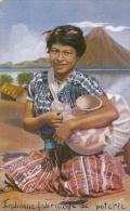 Guatemala -     LA MUCHANA De La TINAJA - Guatemala