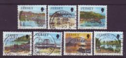JERSEY - 1989 - MiNr. 468-474 - Gestempelt - Jersey
