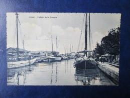 1943. FIUME , RIJEKA    /  CROATIA   Witjh YUGOSLAVIAN STAMP - Croatia