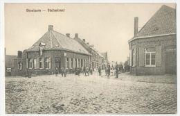 Becelaere, Statiestraat, Feldpost, 54. Reserve-Division, Feldpostexpedition Feb 1915 - Zonnebeke