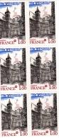 1978-  Troyes  - Planche De 6 Timbres N° 2011 - Ungebraucht