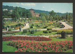 Torino - Città - Castello Ed Un Angolo Pittoresco - Formato Grande - Viaggiata - Castello Del Valentino