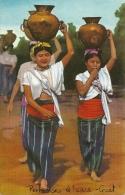 Guatemala  -      AGUADORAS  DE PALIN - Guatemala