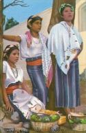 Guatemala  -  JOVENES PALINECAS - Guatemala