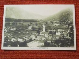 KOBARID - CAPORETTO PANORAMA - Slovenia