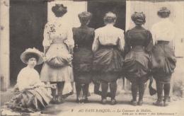 64 - AU PAYS BASQUE -LE CONCOURS DE MOLLETS - - France