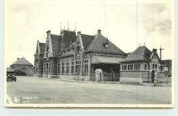 JEMAPPES - La Gare. - Belgique