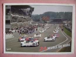 CPM LE MANS  24 HEURES DU MANS - Le Mans