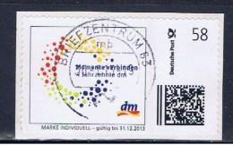 D Deutschland 2013 Mi Xx Dm Internatmarke - Usados