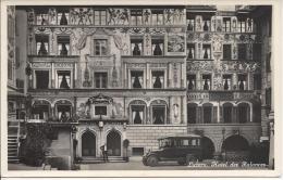 8859 - Lucerne Hôtel Des Balances Voiture - LU Lucerne