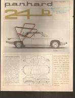 @ PUBLICITE SUR LA PANHARD 24 B GARAGE ARDENN RUE DE VESLE REIMS - Publicités