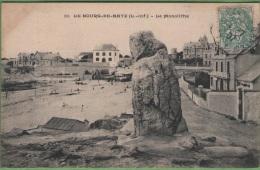 44 LE BOURG-de-BATZ - Le Monolithe - Batz-sur-Mer (Bourg De B.)